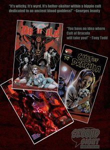 Cult of Dracula Variant Bundle